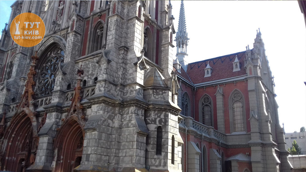 Миколаївський костел в Києві