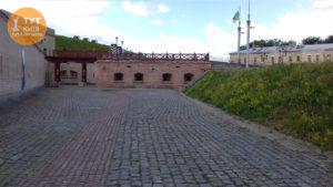 Киевская крепость мост