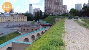 Київська фортеця гармати