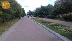 аллеи Деснянский парк
