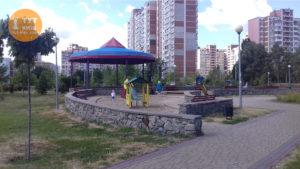 детская площадка Молодежный парк
