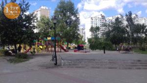 детский парк Деснянский парк
