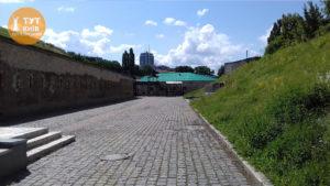 эшафот Киевская крепость