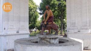фонтан Самсон