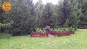 колодец парк Феофания