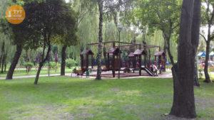 матузковий парк Веселка