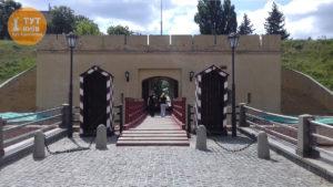 северные ворота Киевская Крепость