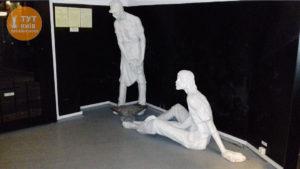 статуи в Косом Капонире