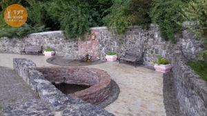 святые источники парк Феофания