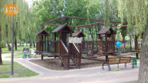 веревочный парк Веселка