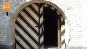 ворота Косой Капонир