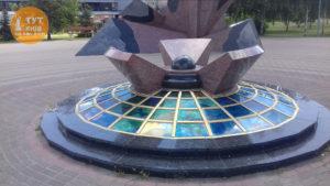 земля мемориал Героям Чернобыля