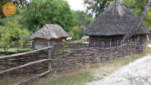 Хатинки в Пирогово