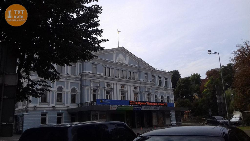 Театр Франко