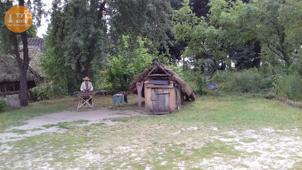 гусляр в Пирогово