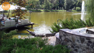 крокодил ресторан Прага