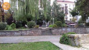 памятник Леся Курбаса