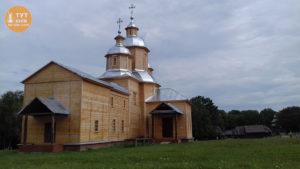 церква в Пирогова