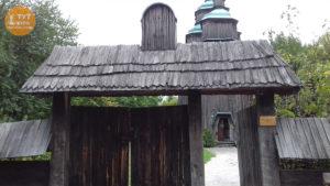 церква в Пирогово