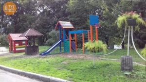 дитячий майданчик Співоче поле