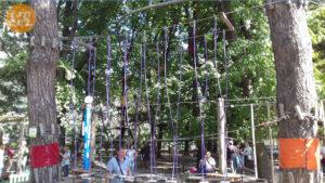 мотузковий парк на ВДНГ