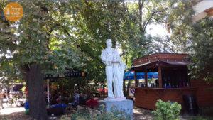 статуи ВДНХ