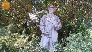 статуя ВДНХ