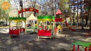 детская площадка парк Юность